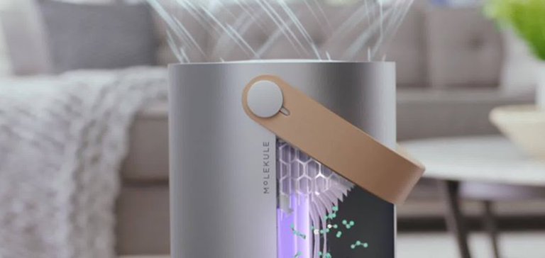 Do air purifiers get rid of musty smells