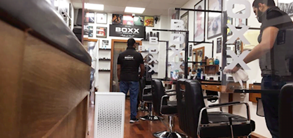 When Should You Adopt Air Purifiers For Hair Salons?